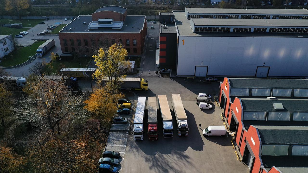 Новий офіс та логістичний центр
